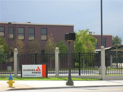 Alabama Power Mobile Al >> Alabama Power Office - AAA Ironworks